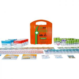 COVID FIRST AID KIT LARGE WEATHERPROOF CASE