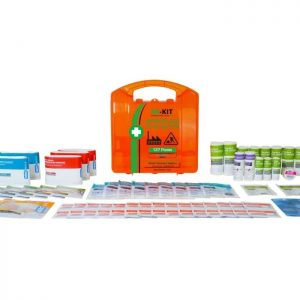 COVID FIRST AID KIT MEDIUM WEATHERPROOF CASE