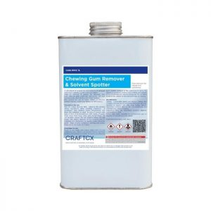 CRAFTEX CHEWING GUM REMOVER SOLVENT, 1L