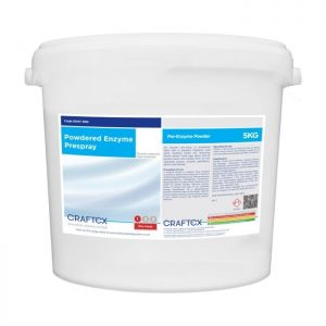 CRAFTEX POWDERED ENZYME PRESPRAY, 5kg