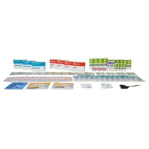 LARGE COVID REFIL KIT FIRST AID