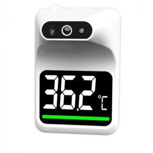 Automatic Contactless Wall Mounted Forehead Thermometer