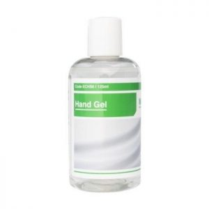 Hand Sanitiser 125ml (with 70% Alcohol)