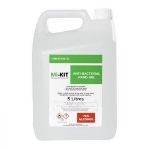 Hand Sanitiser 5L (with 70% Alcohol)